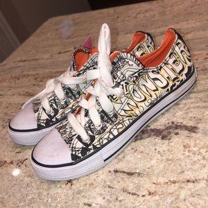 Airwalk size 3 glow in the dark sneakers